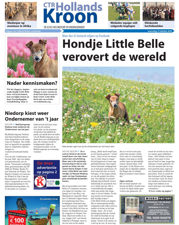 article-newspaper-hollands-kroon-little-belle-20102016-1-pdf-kopie